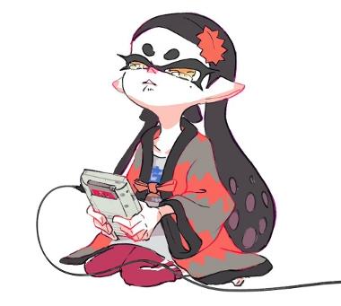 アオリちゃんポケモン